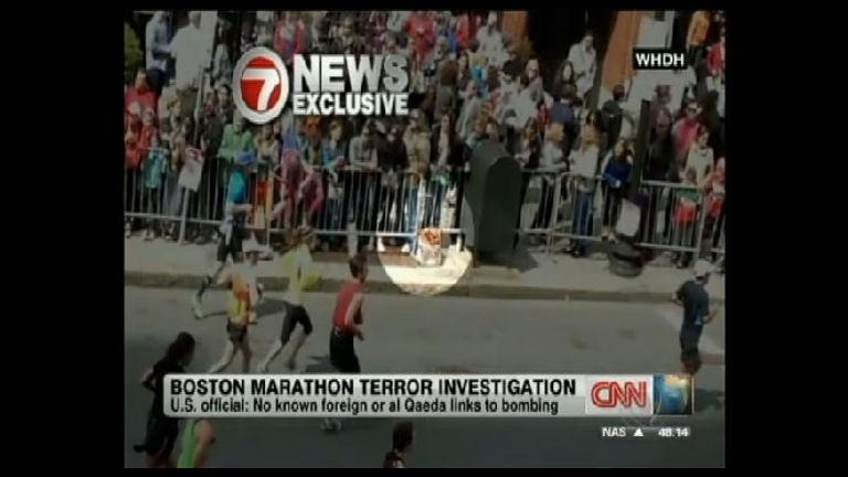 Fotos mostram sacola que pode ter escondido bomba no atentado ...