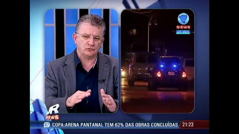 Aldo Fornazieri comenta prisão do segundo acusado de atentado ...