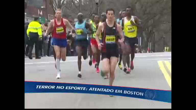Atentado em Boston deixa maratonistas em choque - Rede Record