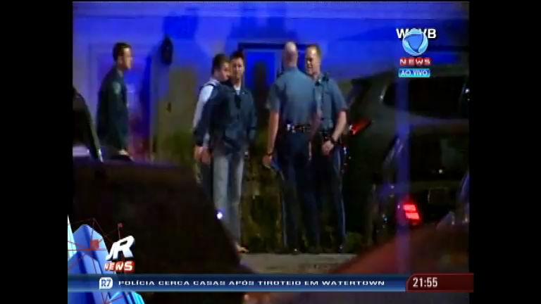 Polícia americana captura segundo suspeito do atentado em Boston ...