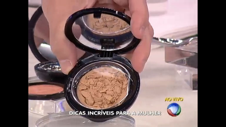 Veja as dicas para recuperar a maquiagem no Tá na Moda - Rede ...