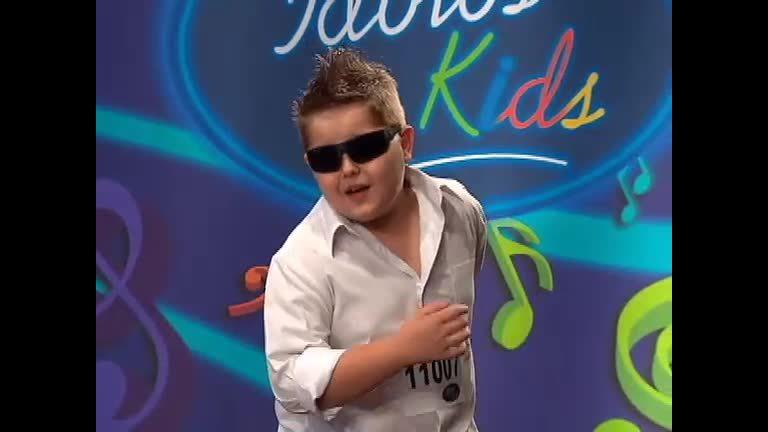 Um ano depois, Gustavo volta ao Ídolos Kids; qual será o destino ...