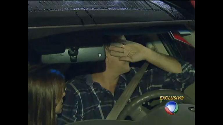 Flagrante: Carlinhos Cachoeira é preso por dirigir embriagado ...