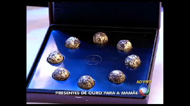 Tá Na Moda: veja presentes com ouro comestível para o Dia das ...