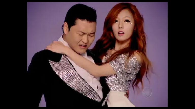 Polêmica: clipe de Psy é proibido na Coreia do Sul - Notícias - R7 ...