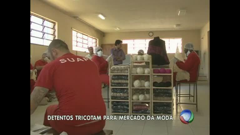 Roupas de tricô produzidas por detentos mineiros ganham vitrines ...