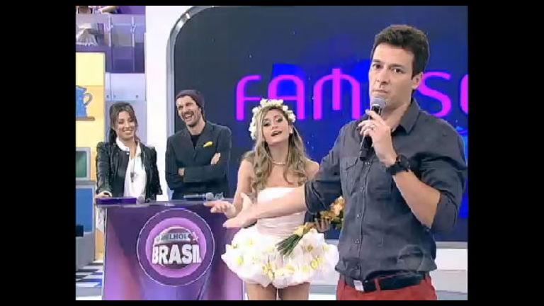 Amanda Françozo e Latino contra Giselle Itiê e Nicola Siri; veja no ...