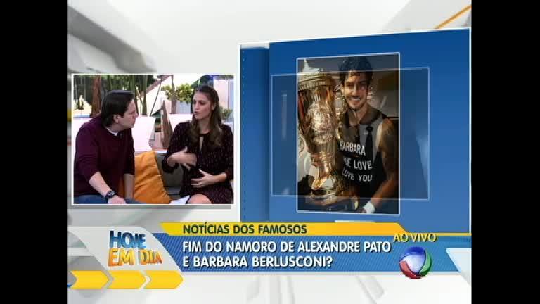 Barbara Berlusconi termina namoro com Alexandre Pato ...