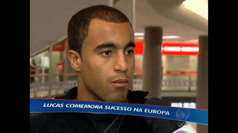Lucas fala sobre PSG, seleção, amor pelo São Paulo e paixão ...