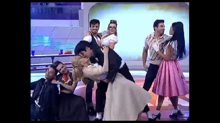 Dança, Gatinho! Rodrigo Faro e a mulher Vera Viel encaram ...