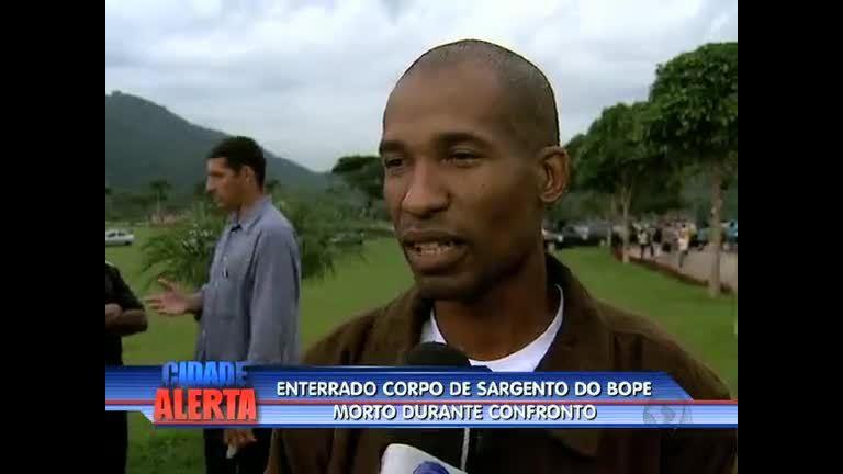 Corpo de sargento do Bope morto em confronto na Maré ( RJ) é ...