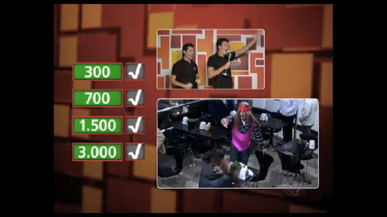 Participante vira Pamela Anderson para ganhar R$ 3.000 no Faça ...