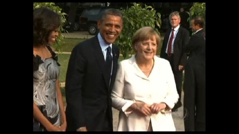 Líderes europeus pedem explicações aos EUA sobre programa de ...