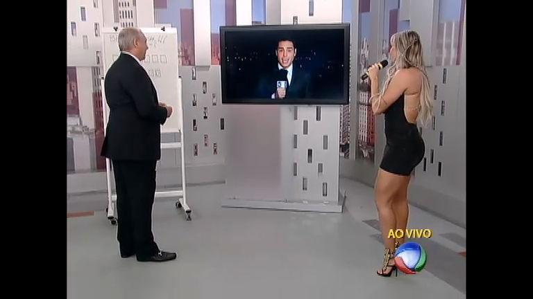 Revelação bombástica: noiva de Luiz Bacci é uma estrela da Record
