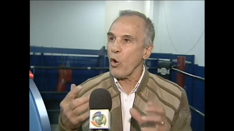 Ex- pugilista, Éder Jofre é internado em São Paulo - Notícias - R7 ...