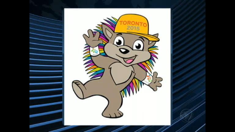 Eleito o mascote dos jogos Pan-Americanos de Toronto no Canadá ...