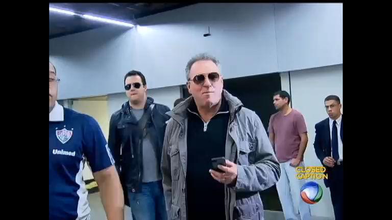 Fase ruim derruba Abel Braga - Notícias - R7 Jornal da Record