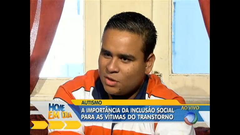 Inclusão social: pacientes com autismo recebem ajuda ...