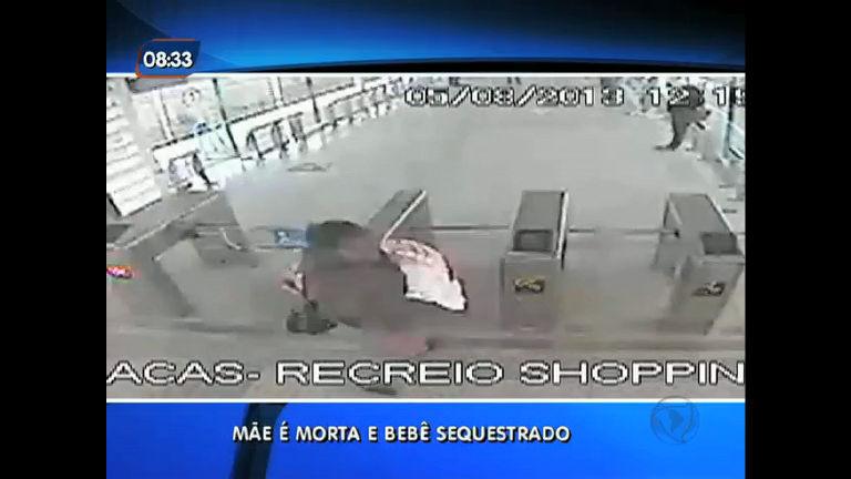 Mãe é morta e bebê sequestrado no Recreio dos Bandeirantes - Rio ...