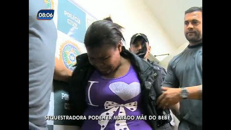 Mulher confessa sequestro bebê no Recreio (RJ) - Rio de Janeiro ...