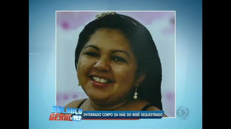 Mãe de bebê sequestrado é enterrada no Rio - Rio de Janeiro - R7 ...