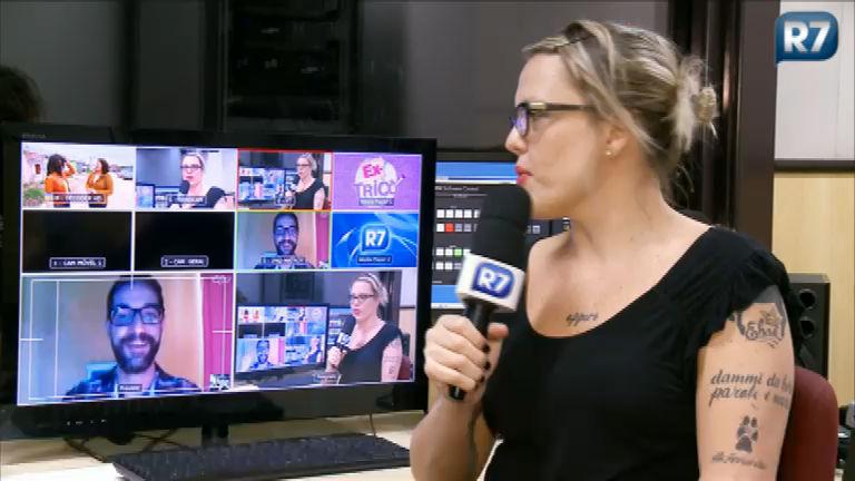 """Ex-Tricô: """"A Scheila Carvalho não é tão planta assim"""", dispara ..."""