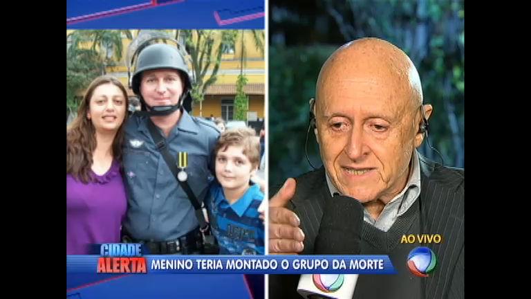""""""" Marcelinho não iria se suicidar caso planejasse tudo"""", diz psicólogo"""