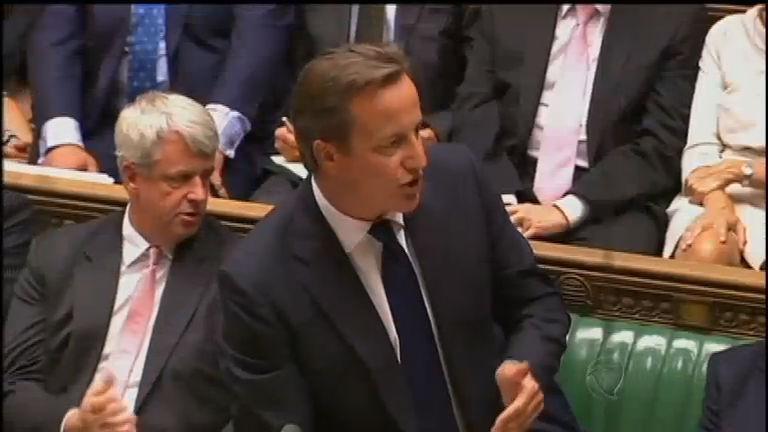 Parlamento Britânico reprova proposta de intervenção na Síria ...