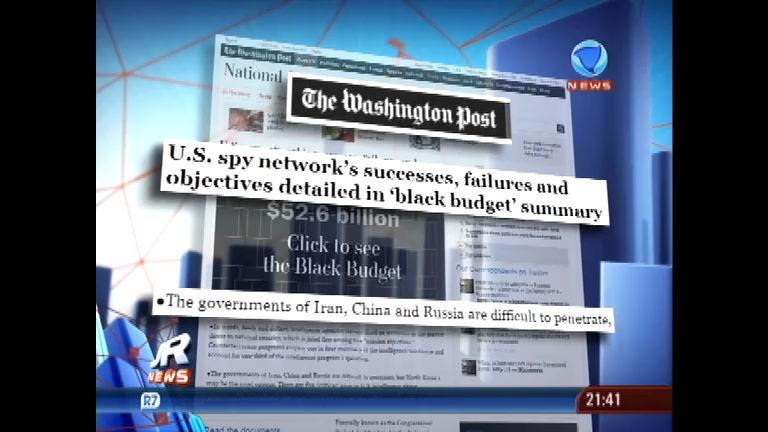 Jornal revela gasto de US$ 52 bilhões dos EUA com espionagem ...