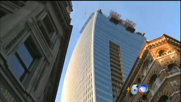 Edifício de 37 andares é acusado de derreter carros na Inglaterra ...