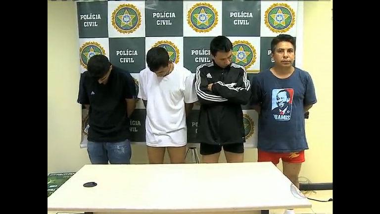 Peruanos são presos por assaltar ônibus em Botafogo ( RJ) - Rio de ...