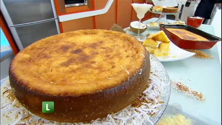 De dar água na boca; Edu Guedes dá receita de bolo de ...