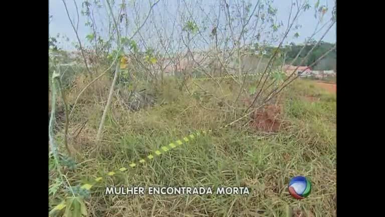 Corpo de mulher desaparecida é encontrado em barranco na ... - R7