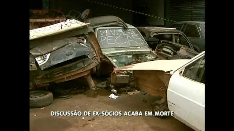 Briga acaba em morte em Ceilândia - Distrito Federal - R7 Balanço ...