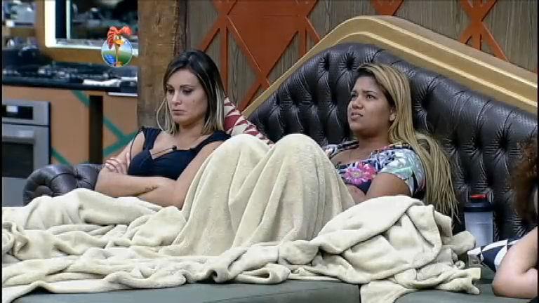 Mulher Filé detona Denise Rocha e a chama de falsa e fofoqueira ...