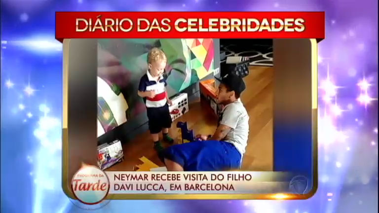 Saiba tudo sobre os famosos no Diário das Celebridades desta ...