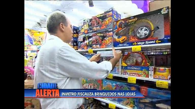 Inmetro realiza fiscalização em loja de brinquedos no Rio - Rio de ...