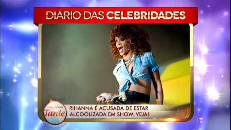Acompanhe a vida dos famosos no Diário das Celebridades desta ...
