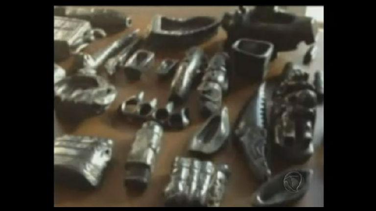 PF prende quadrilha internacional de contrabando de fósseis ...