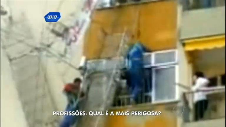 Profissão perigo: quais profissionais correm mais riscos? - Rede ...