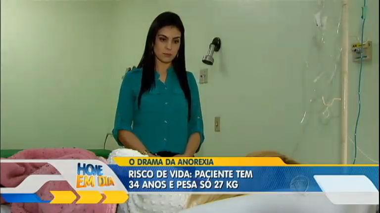 Anorexia: pacientes ficam perto da morte - Entretenimento - R7 Hoje ...