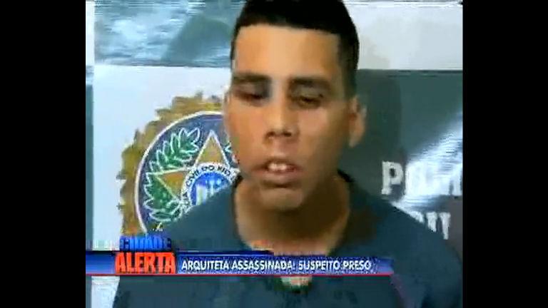 Homem é preso suspeito de matar arquiteta no Rio - Rio de Janeiro ...