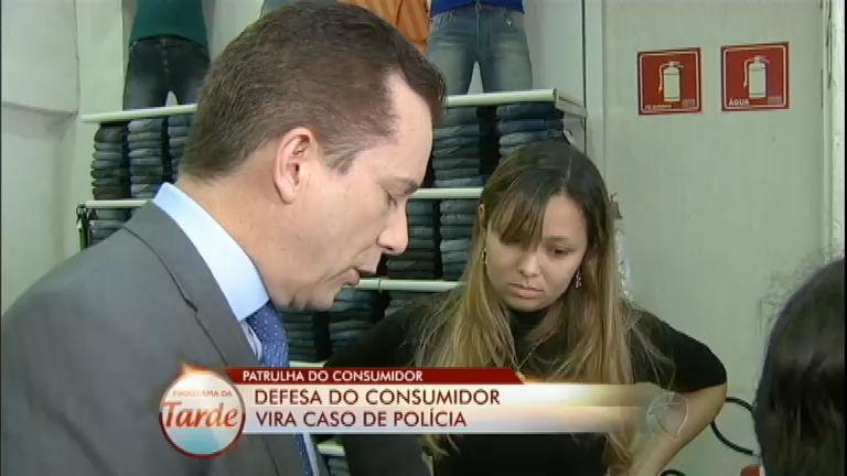 Caso de Polícia: Patrulha tenta ajudar vítima de fraude no cartão de ...