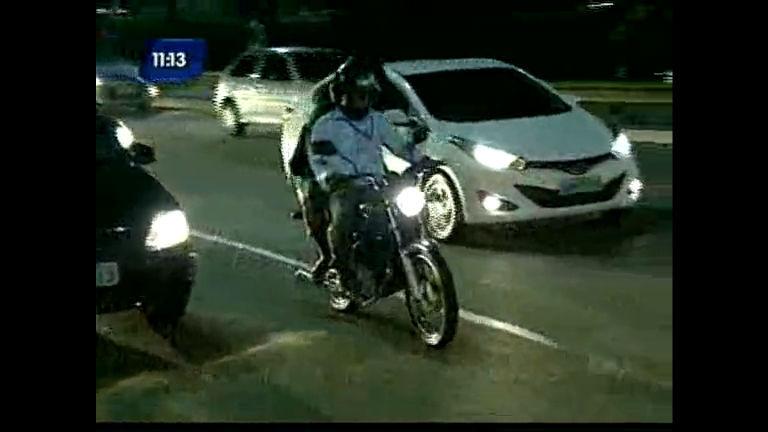 Flagras no trânsito de Salvador - Bahia - R7 Direto da Redação BA
