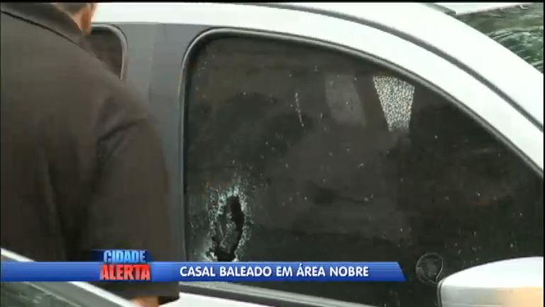 Casal é baleado no trânsito em área nobre de São Paulo - Notícias ...