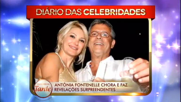 Antônia Fontenelle faz revelações sobre Marcos Paulo no Diário ...