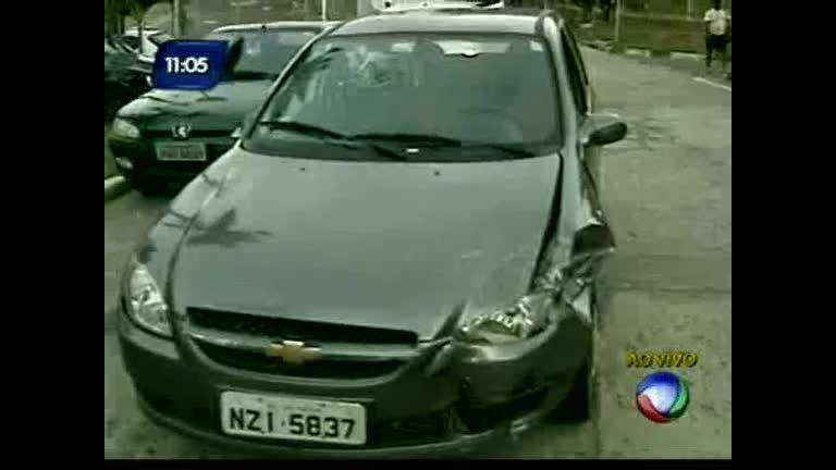 Bandidos baleados em perseguição - Bahia - R7 Direto da Redação ...