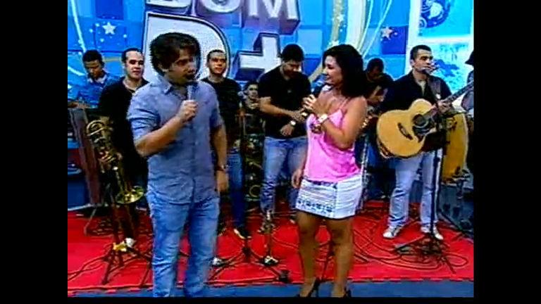 Scheila Carvalho no ritmo do arrocha com Tayrone Cigano - Bahia ...