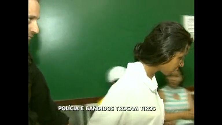 Polícia troca tiros com bandidos em Águas Lindas de Goiás - Distrito ...
