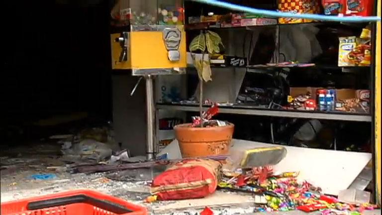Pavio curto: bandido morre após explodir caixa eletrônico em São ...